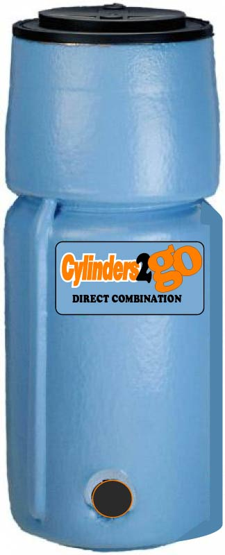 Telford 900 x 400 Direct Combi Cylinder